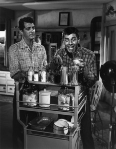 Jerry Lewis and Dean Martincirca 1960s - Image 0292_0593