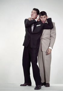 Dean Martin and Jerry Lewiscirca 1950s** I.V. / M.T. - Image 0292_0602