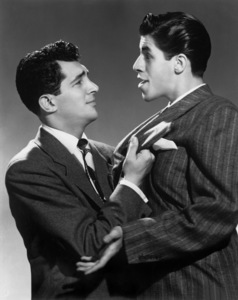 First publicity photo of Dean Martin and Jerry Lewiscirca 1940s** I.V. / M.T. - Image 0292_0610