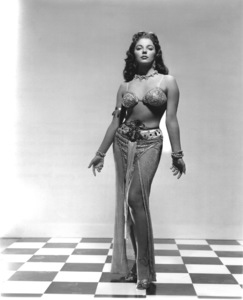 """Joan Collins""""Land Of the Pharohs""""1955 Warner BrothersPhoto by Bert Six - Image 0299_0020"""