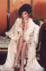 Joan Collins1983 © 1983 Wallace Seawell - Image 0299_0078