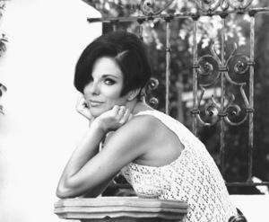 Joan CollinsAt Home1966 © 1978 Ken Whitmore - Image 0299_0081
