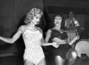 Joan CollinsCirca.1955 © 1978 David Sutton - Image 0299_0087