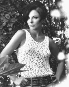 Joan CollinsAt Home1966 © 1978 Ken Whitmore - Image 0299_0093