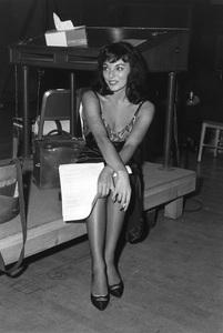 Joan Collinscirca 1960 © 1978 David Sutton - Image 0299_0101