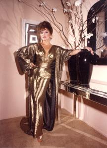 Joan CollinsCirca. 1982 © 1982 Wallace Seawell - Image 0299_0109