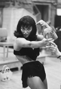 Joan Collinscirca 1960 © 1978 David Sutton - Image 0299_0116