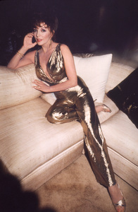 Joan Collinscirca 1984 © 1984 Wallace Seawell - Image 0299_0137