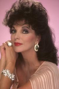 Joan Collins1984 © 1984 Mario Casilli - Image 0299_0153