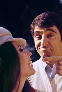 Joan Collins and Anthony Newley1966 © 1978 Ken Whitmore - Image 0299_0218