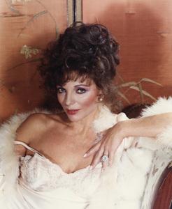 Joan Collinscirca 1982 © 1982 Wallace Seawell - Image 0299_0222