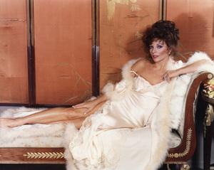 Joan Collinscirca 1982 © 1982 Wallace Seawell - Image 0299_0224