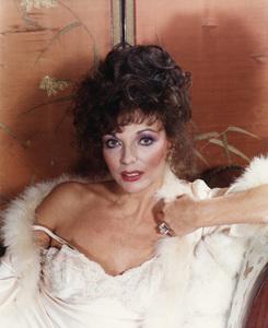 Joan Collinscirca 1982 © 1982 Wallace Seawell - Image 0299_0225