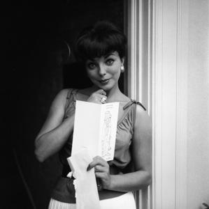 Joan Collins1958© 1978 Sid Avery - Image 0299_0240
