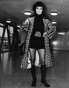 Joan Collins at London