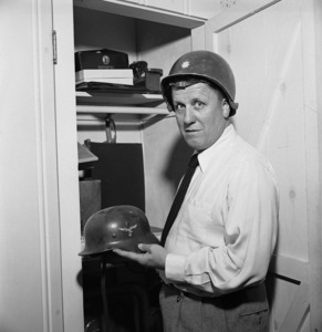 Director George Stevens 1953 © 1978 Sid Avery - Image 0300_0425