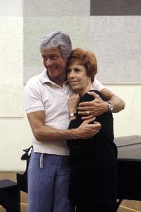 Dick Van Dyke and Carol Burnettcirca 1975 © 1978 Ken Whitmore - Image 0307_0055