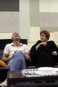 Dick Van Dyke and Carol Burnettcirca 1975 © 1978 Ken Whitmore - Image 0307_0057