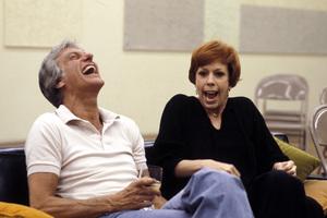 Dick Van Dyke and Carol Burnettcirca 1975 © 1978 Ken Whitmore - Image 0307_0058