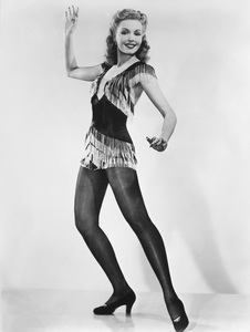Ann MillerCirca 1948 - Image 0308_0015