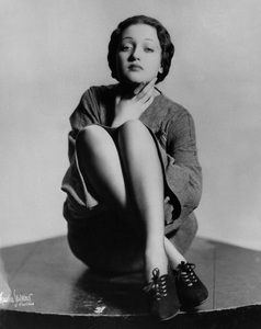 """Dorothy Lamourpublicity for """"Swing High, Swing Low""""March 15, 1937 - Image 0316_0039"""