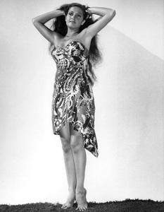 Dorothy Lamourin her Sarongcirca 1936 - Image 0316_0051