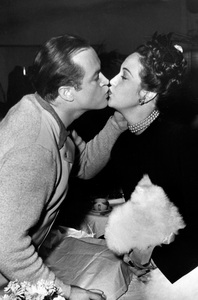 Dorothy Lamourwith Bob Hopecirca 1946 - Image 0316_0055