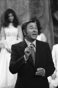 Oral Roberts delivering sermon1972 © 1978 Gunther - Image 0318_0007