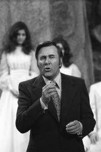 Oral Roberts delivering sermon1972 © 1978 Gunther - Image 0318_0008