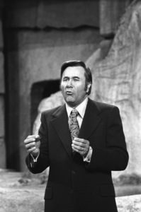 Oral Roberts delivering sermon1972 © 1978 Gunther - Image 0318_0009
