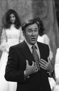 Oral Roberts delivering sermon1972 © 1978 Gunther - Image 0318_0010