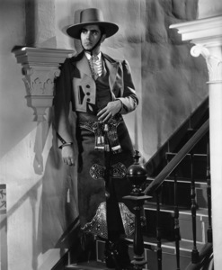 """""""Blood and Sand""""Tyrone Power1941 20th Century Fox** I.V. - Image 0319_0207"""