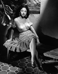 "Rita Moreno in ""Cattle Town""1952 Warner BrothersPhoto by Bert Six - Image 0320_0045"