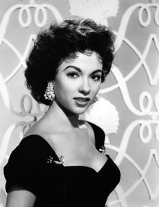 Rita Morenocirca 1955Photo by Bud Fraker - Image 0320_0053