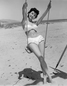Rita Morenocirca 1950s © 1978 David Sutton - Image 0320_0057