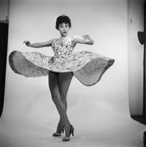 Rita Moreno 1954 © 1978 David Sutton - Image 0320_0066