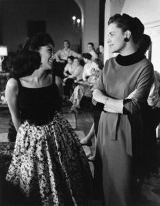 Rita Moreno at the Studio Club in Hollywood1959© 1978 Lou Jacobs Jr. - Image 0320_0076
