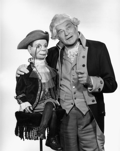Edgar Bergen and Charlie McCarthy1976 © 1978 Eric Skipsey - Image 0322_0055