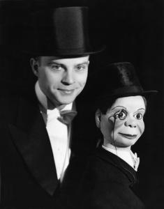Edgar Bergen and Charlie McCarthycirca 1930s** I.V. - Image 0322_0067