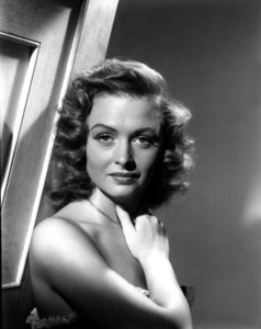 Donna Reed, c. 1957. - Image 0323_0107