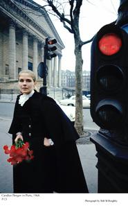Candice Bergen in Paris, 1968 © 1978 Bob Willoughby - Image 0324_0178