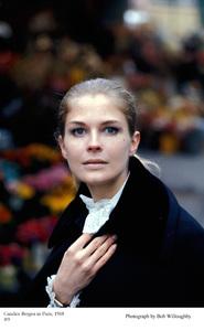 Candice Bergen in Paris, 1968 © 1978 Bob Willoughby - Image 0324_0179