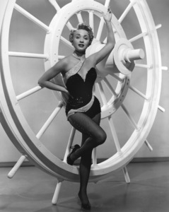 """Jane Powell in """"Three Sailors and a Girl""""1953Photo by Bert Six - Image 0328_0188"""