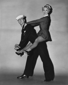 "Jane Powell and Gene Nelson in ""Three Sailors and a Girl""1953 Warner BrothersPhoto by Jack Albin - Image 0328_0196"