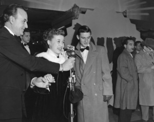 Jane Powell and Roddy McDowallcirca 1950s - Image 0328_0197