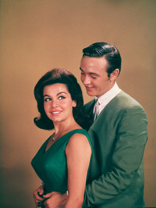 Annette Funicello, Tommy Kirkc. 1964 © 1978 Gene Trindl - Image 0330_0002