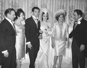 Annette Funicello and husband Jack Gilardi circa 1965 ** I.V. - Image 0330_0175