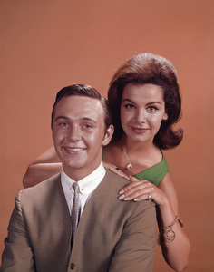 Annette Funicello and Tommy Kirkcirca 1964© 1978 Gene Trindl - Image 0330_0186