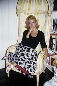 Ann-Margret at home1972 © 1978 David Sutton - Image 0332_0071