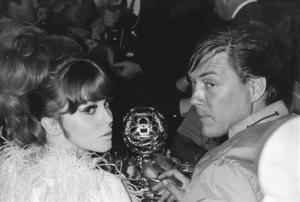 Ann-Margret with Husband Roger at Don Ho